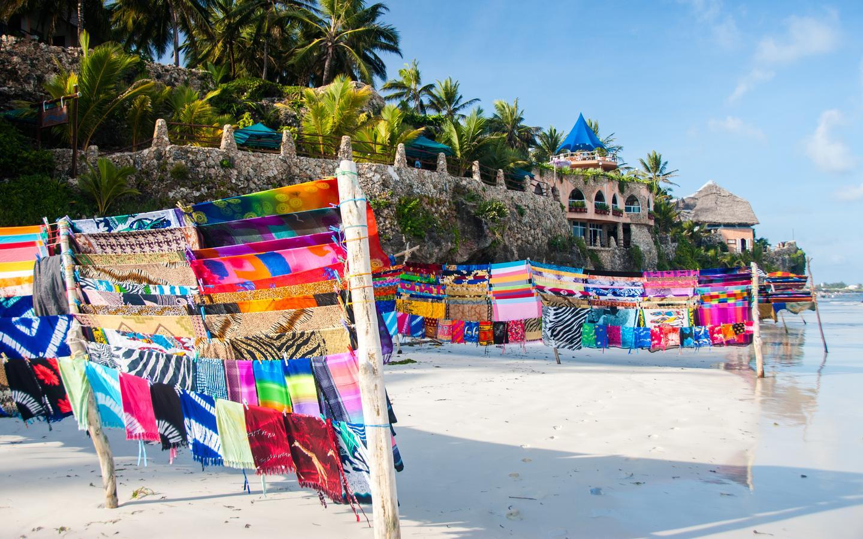 Hoteles en Mombasa