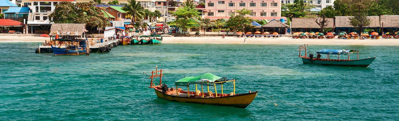 Khách sạn ở Sihanoukville