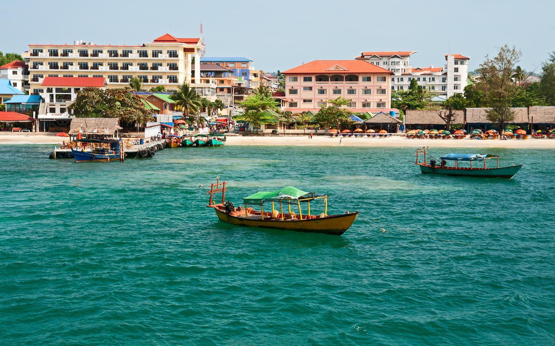 Hotel a Sihanoukville