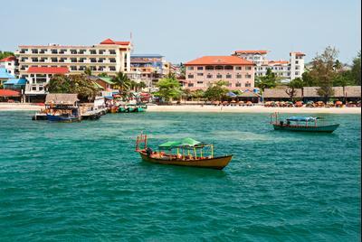 Krong Preah Sihanouk hotels