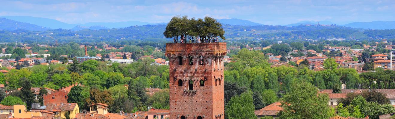 Ξενοδοχεία στην πόλη Lucca