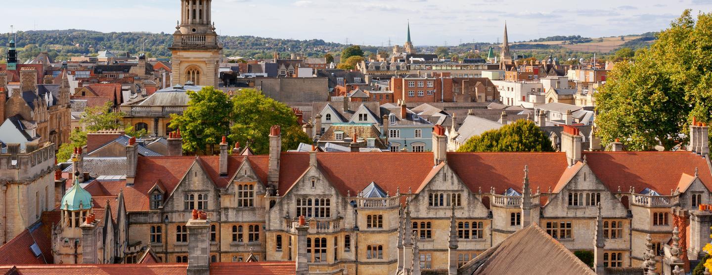 Hôtels de luxe à Oxford