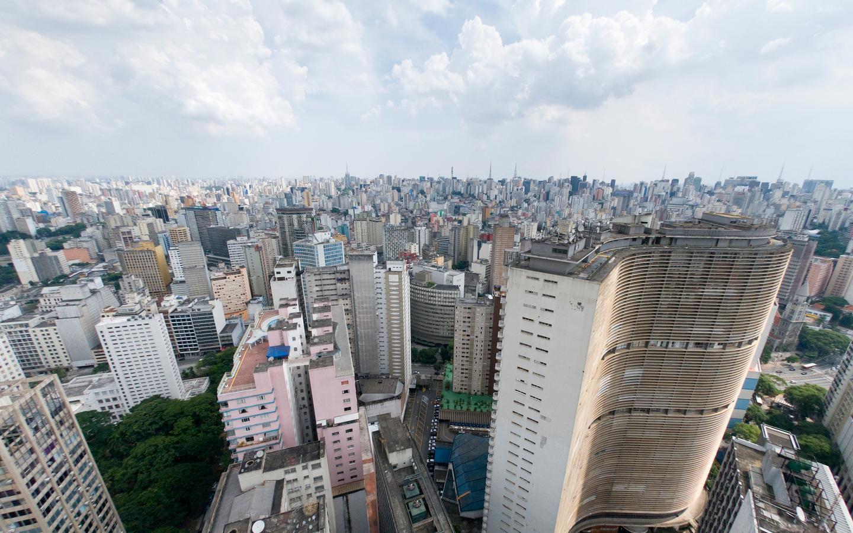São Paulo hoteles