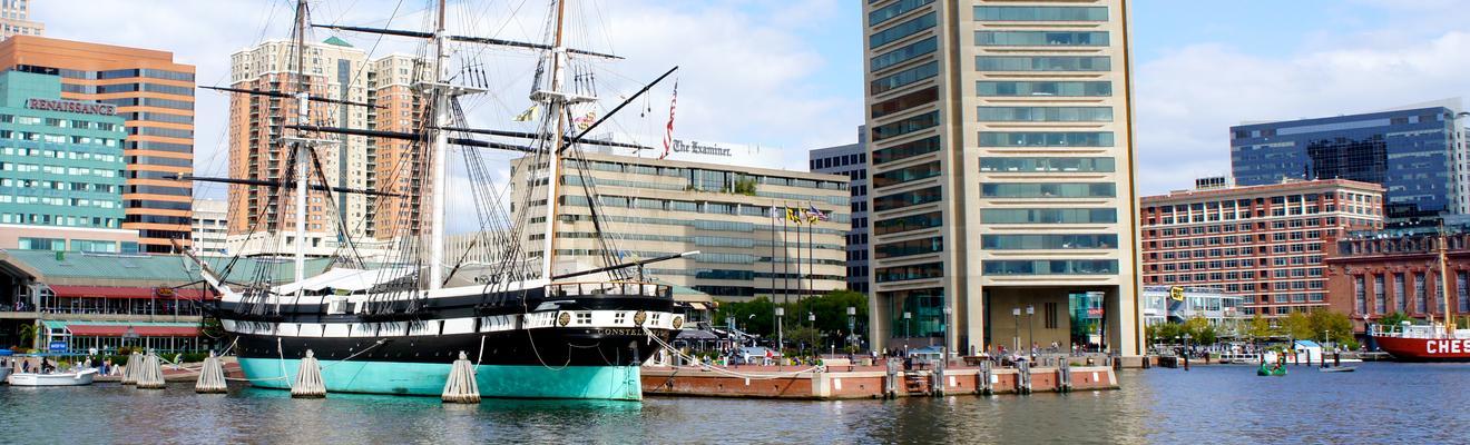 Baltimore hotellia