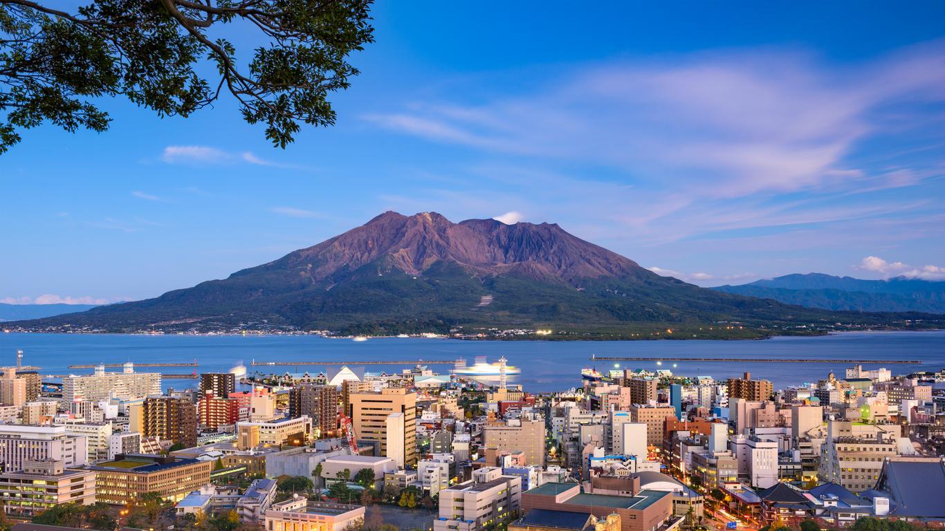 Kagoshima - Ενοικίαση αυτοκινήτου