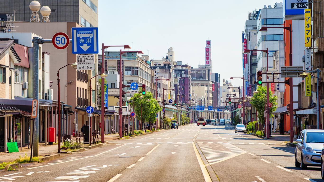 Nagaoka car rentals