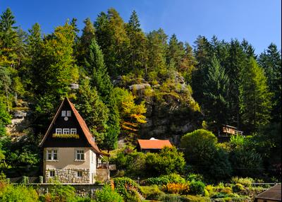 Eibenstock hoteles