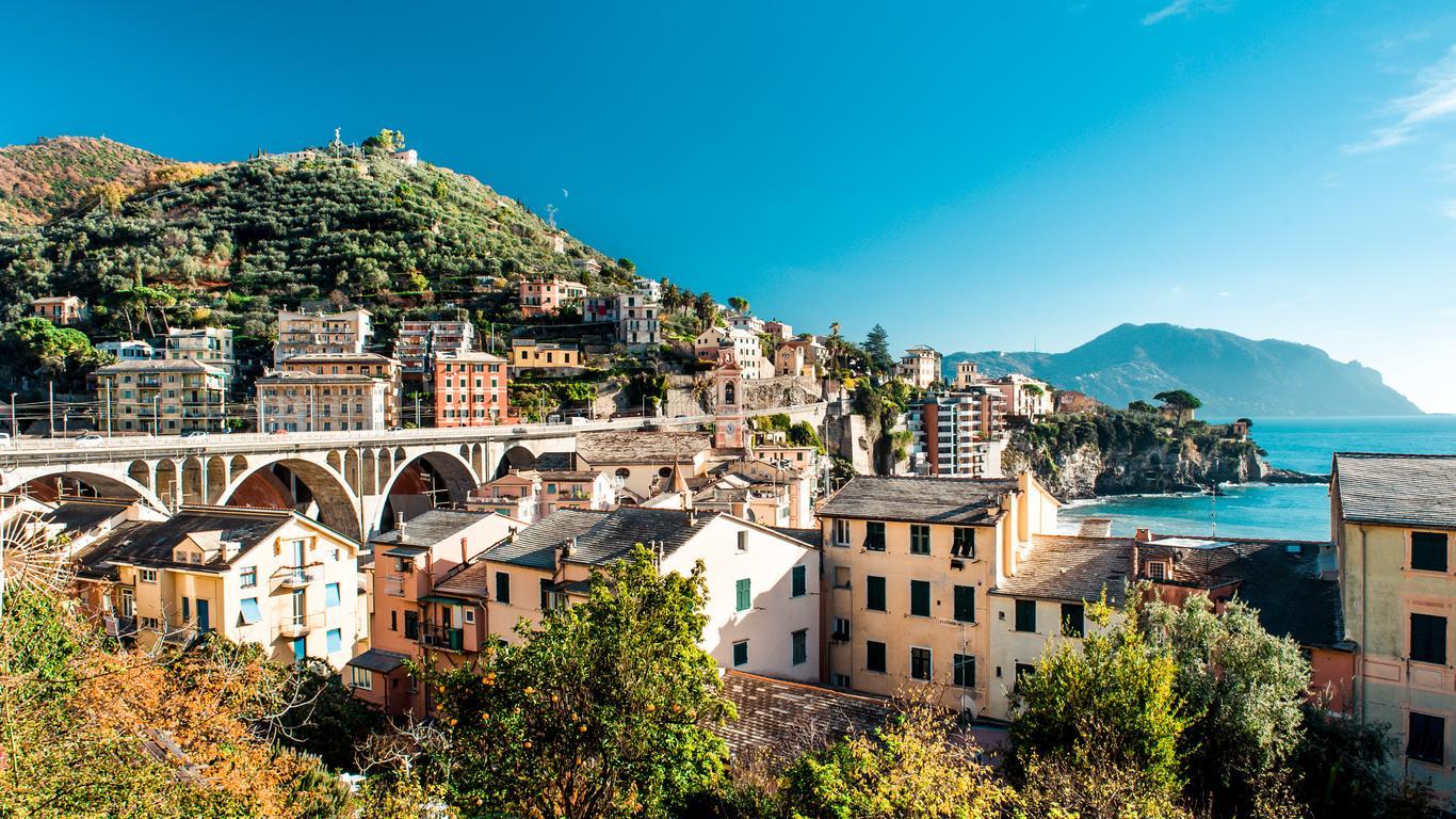 Genoa car rentals