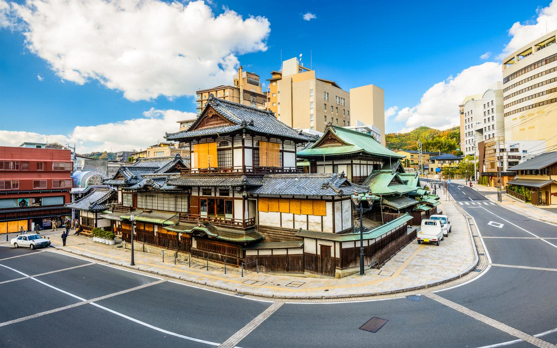 Matsuyama hotellia