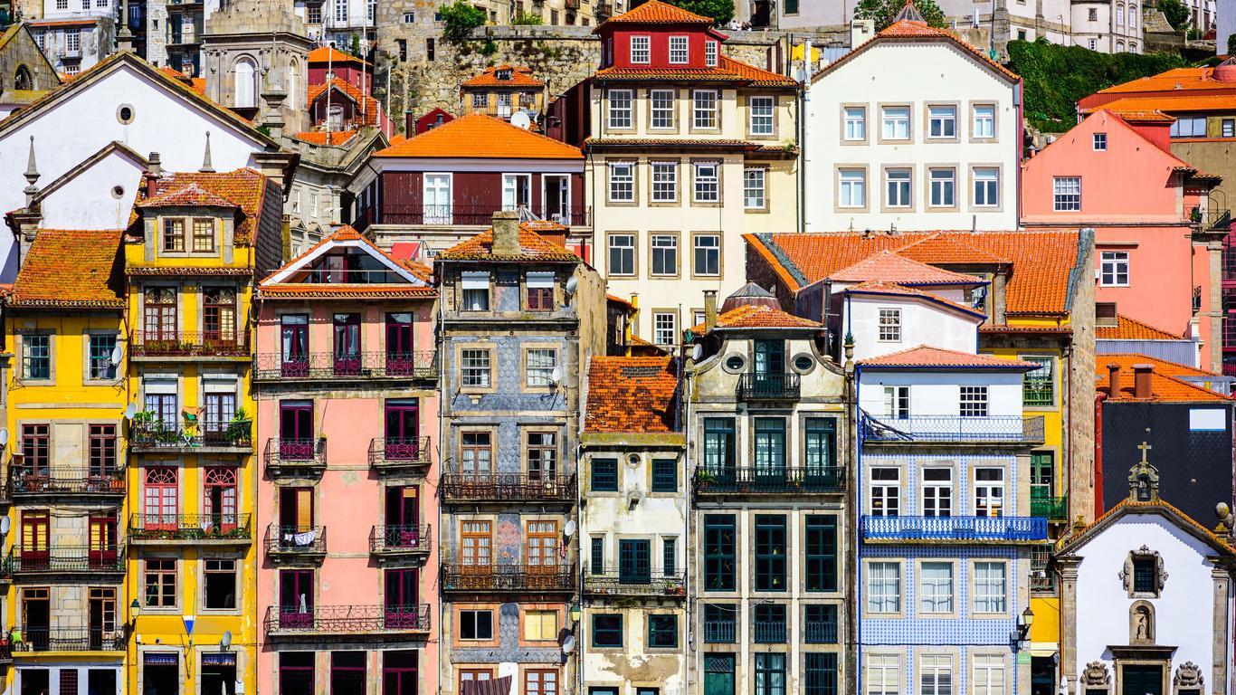 Coches de alquiler en Oporto