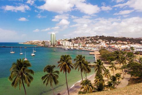 Deals for Hotels in Fort-de-France