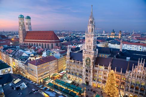 Ofertas de hotel en Múnich