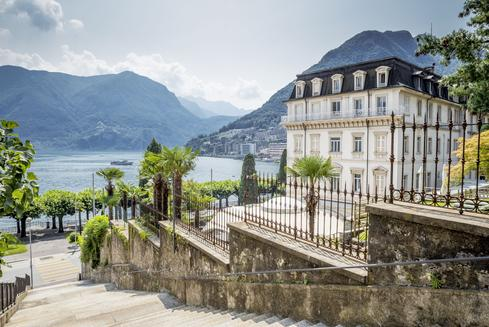 Hotelangebote in Lugano