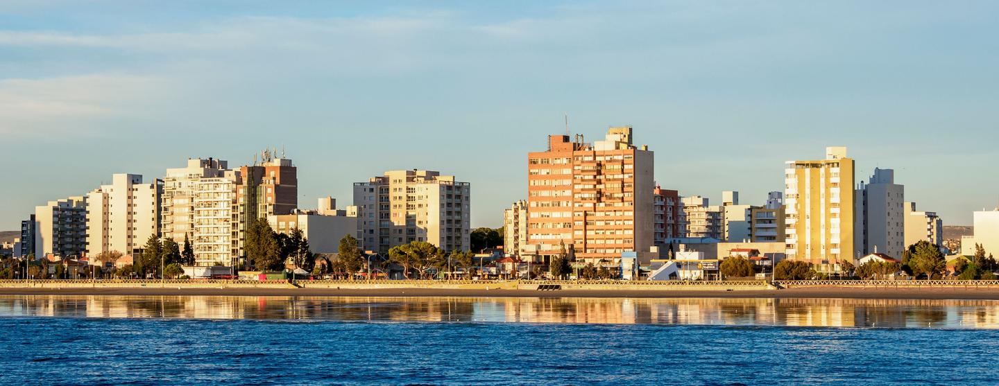 Car hire at Puerto Madryn El Tehuelche Airport