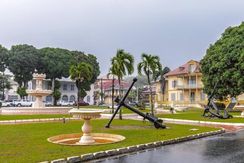 Offres d'hôtels à Cayenne