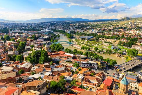 Oferty hoteli w: Tbilisi