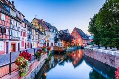 Hôtels à Colmar