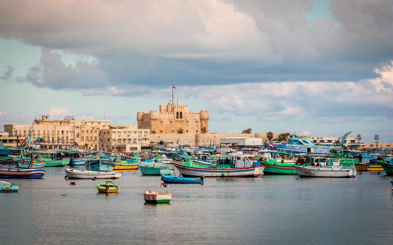 Александрия — отели