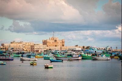Alexandria hotels