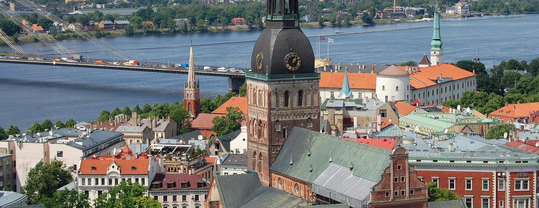 Riga luxury hotels