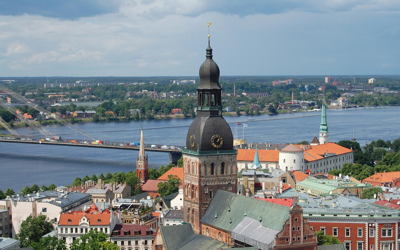 Ξενοδοχεία στην πόλη Ρίγα