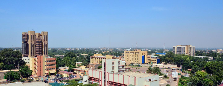 Sewa Mobil di Bandara Ouagadougou