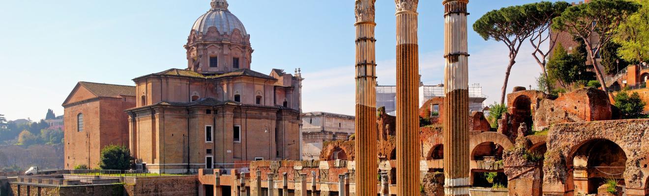 Hôtels à Rome