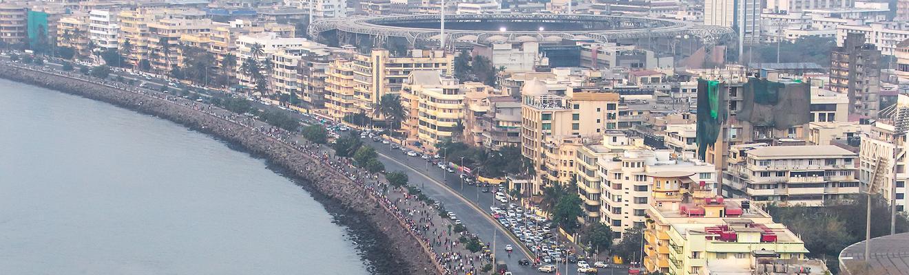 Ξενοδοχεία στην πόλη Μουμπάι