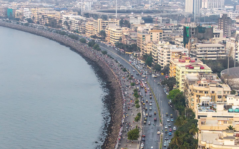 Mumbai hotellia