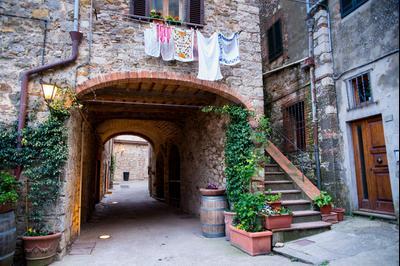 Radda In Chianti hoteles