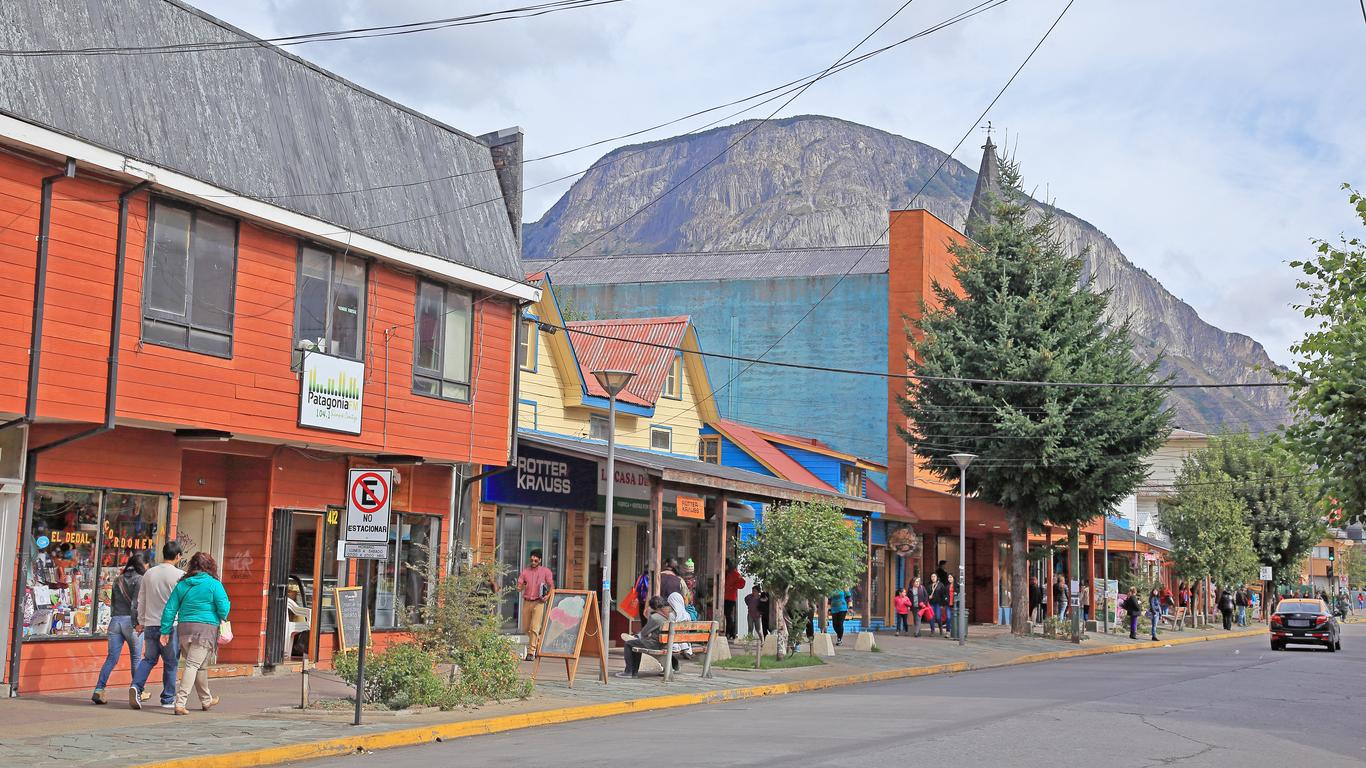 Alquiler de autos en Coyhaique