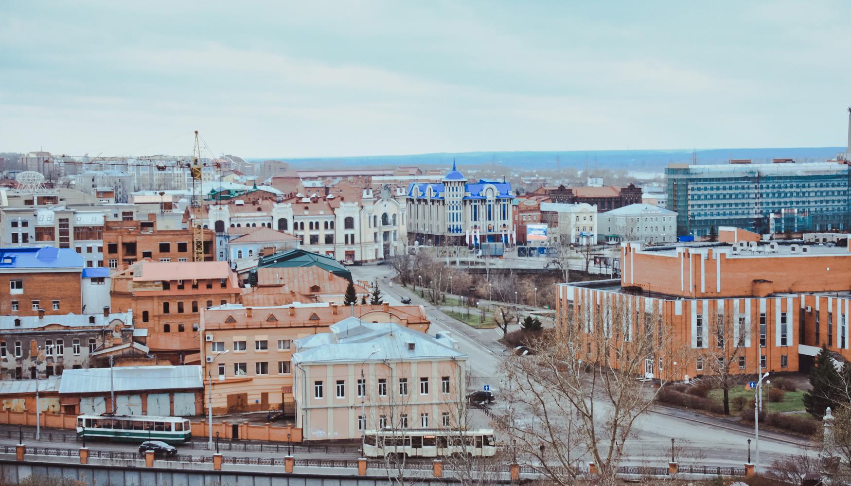 Autonvuokraukset Tomsk Bogashevo lentokenttä