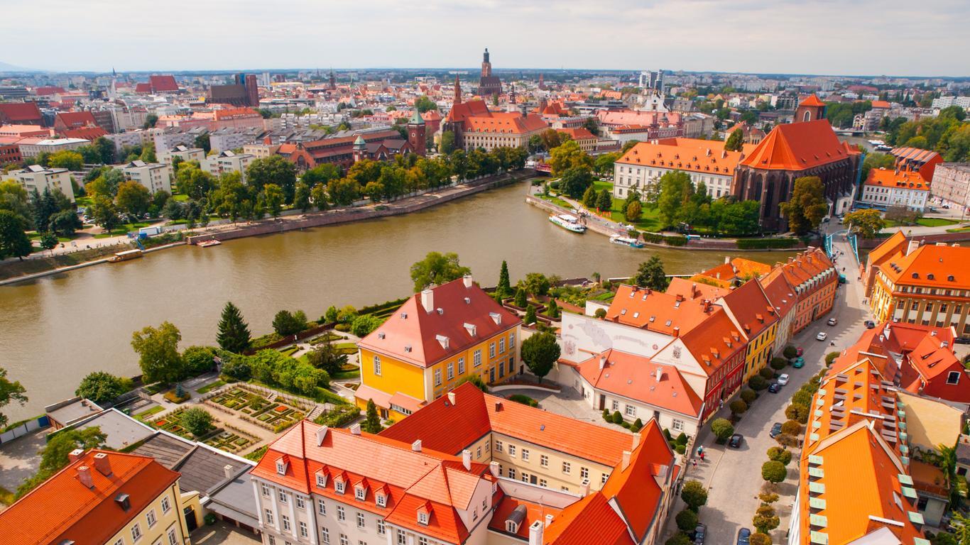 Wroclaw car rentals