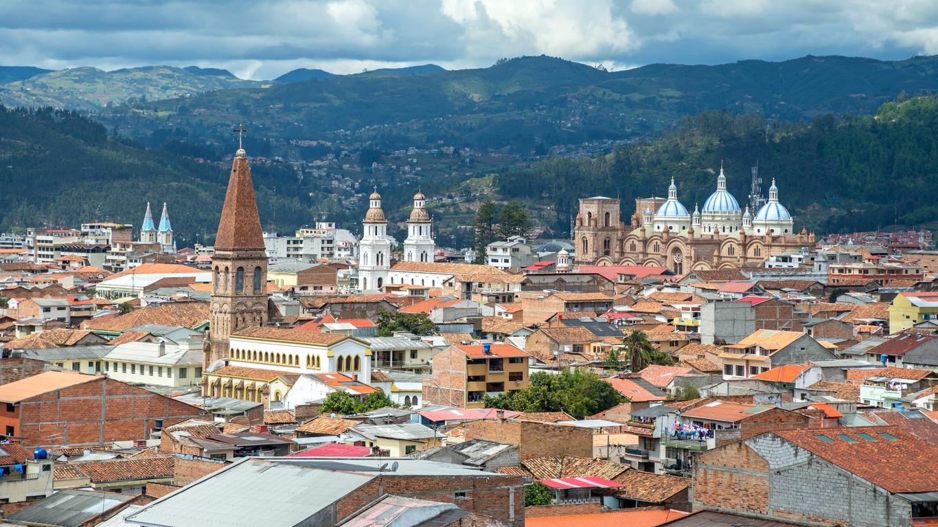Coches de alquiler en Cuenca