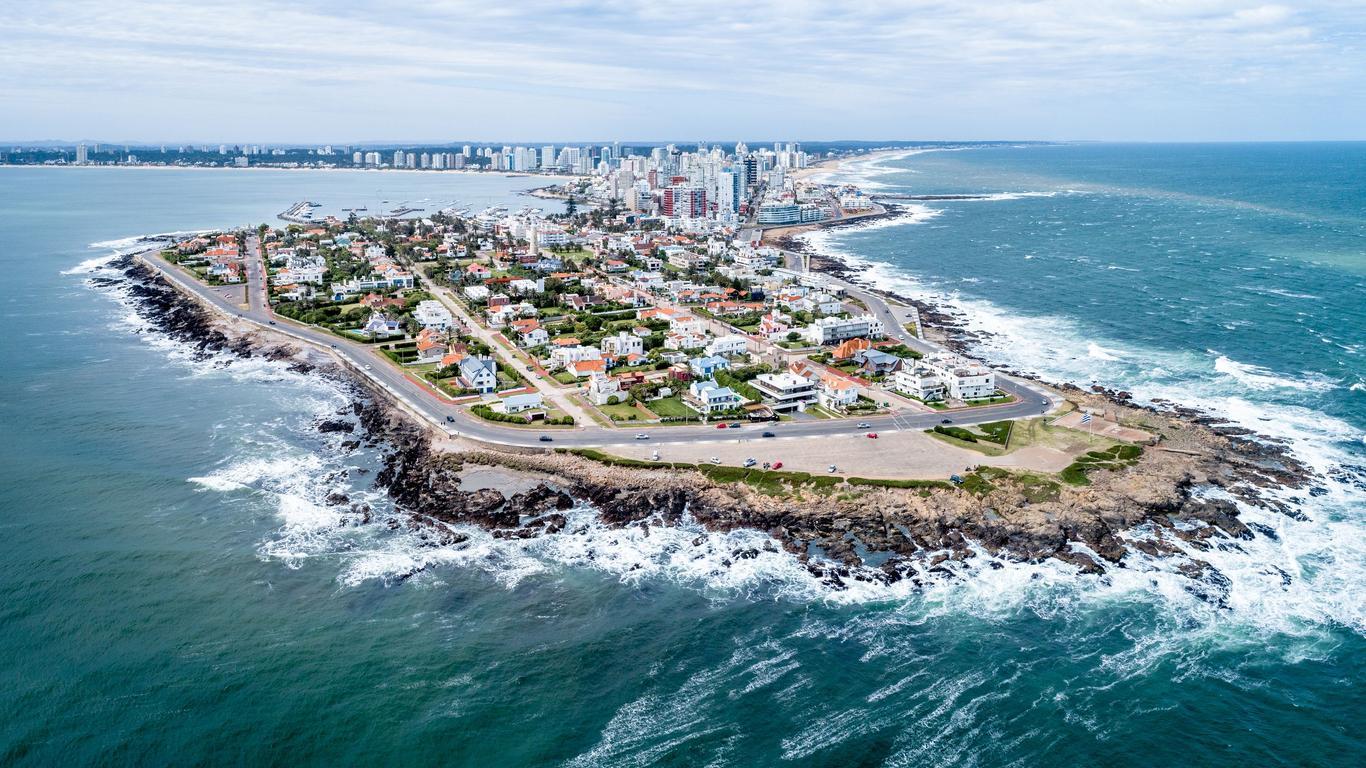Coches de alquiler en Punta del Este