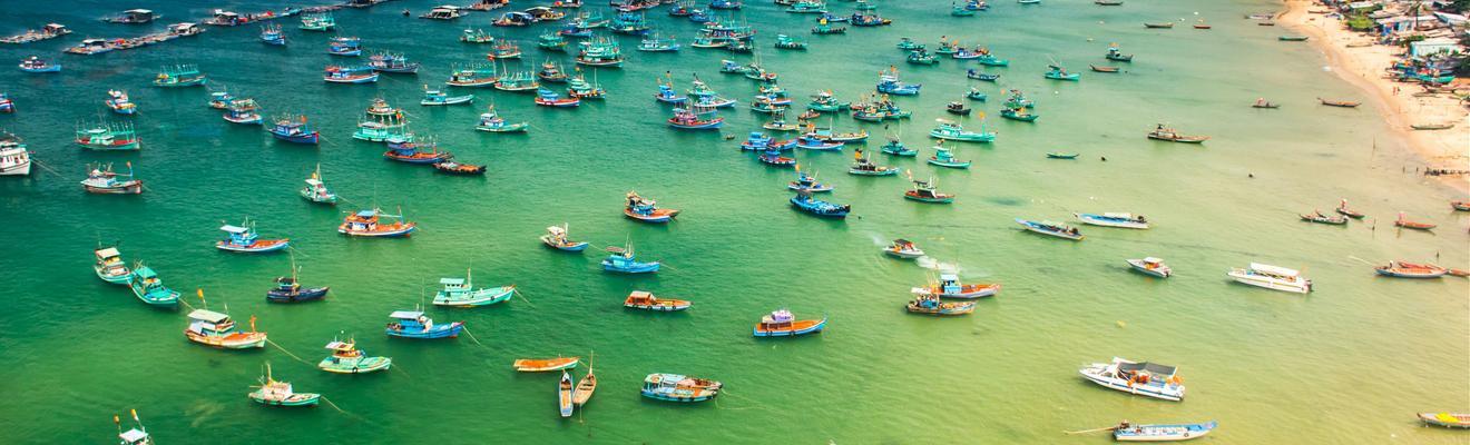 Ξενοδοχεία στην πόλη Phu Quoc