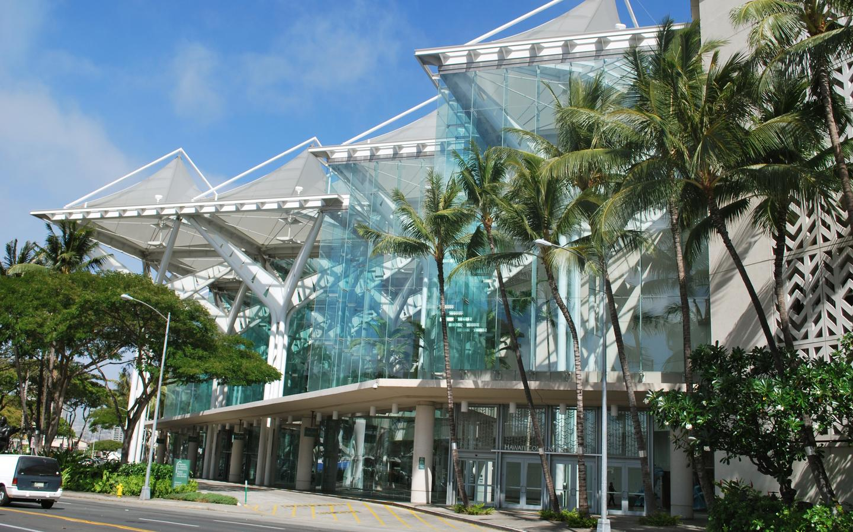 Ξενοδοχεία στην πόλη Χονολουλού