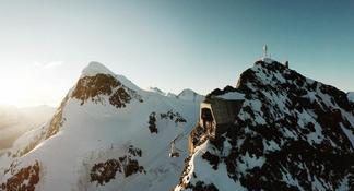 Matterhorn Glacier Paradise: Europe's highest cable car station