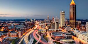 Autoverhuur in Atlanta