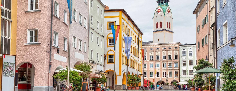 Coches de alquiler en Rosenheim