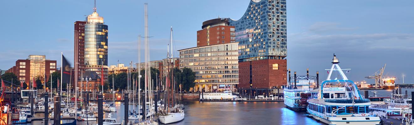 Hotels in Hamburg