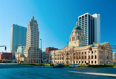 Fort Wayne hotels