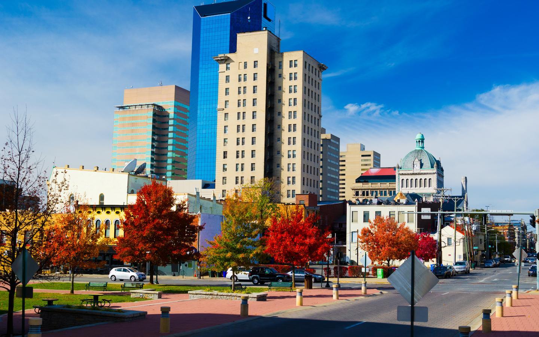 Ξενοδοχεία στην πόλη Lexington