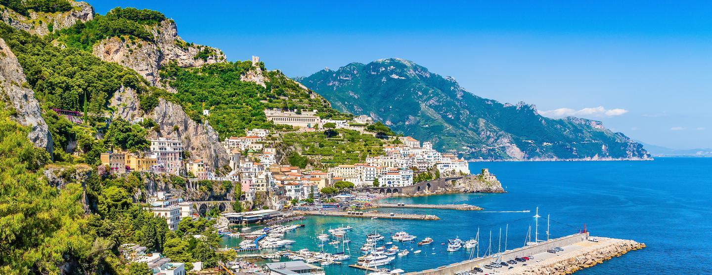 Car Hire at Salerno Costa d'Amalfi Airport