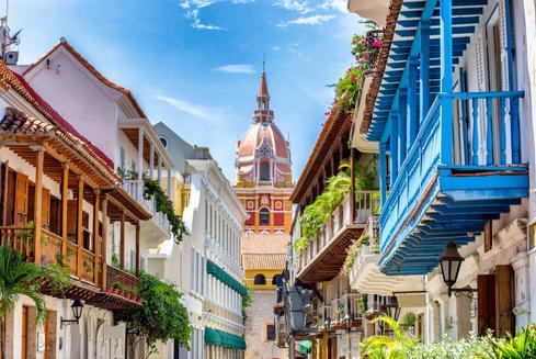 Ưu đãi cho khách sạn ở Cartagena