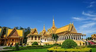 Silk Island Half-Day Lunch Cruise and Tour from Phnom Penh