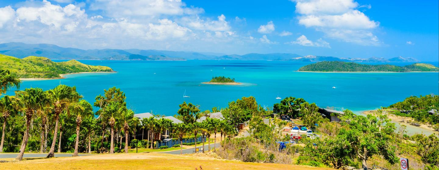 Car hire at Hamilton Island Airport