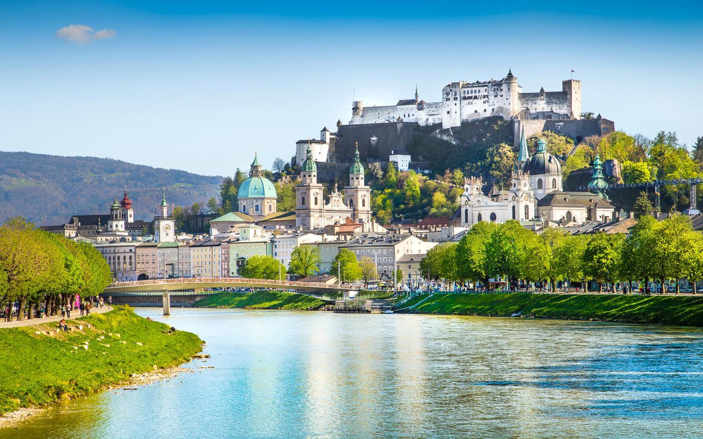 Salzburg hotellia