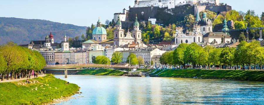 Σάλτσμπουργκ - Ξενοδοχεία: 477 φθηνές προσφορές ξενοδοχείων στην πόλη  Σάλτσμπουργκ, Αυστρία