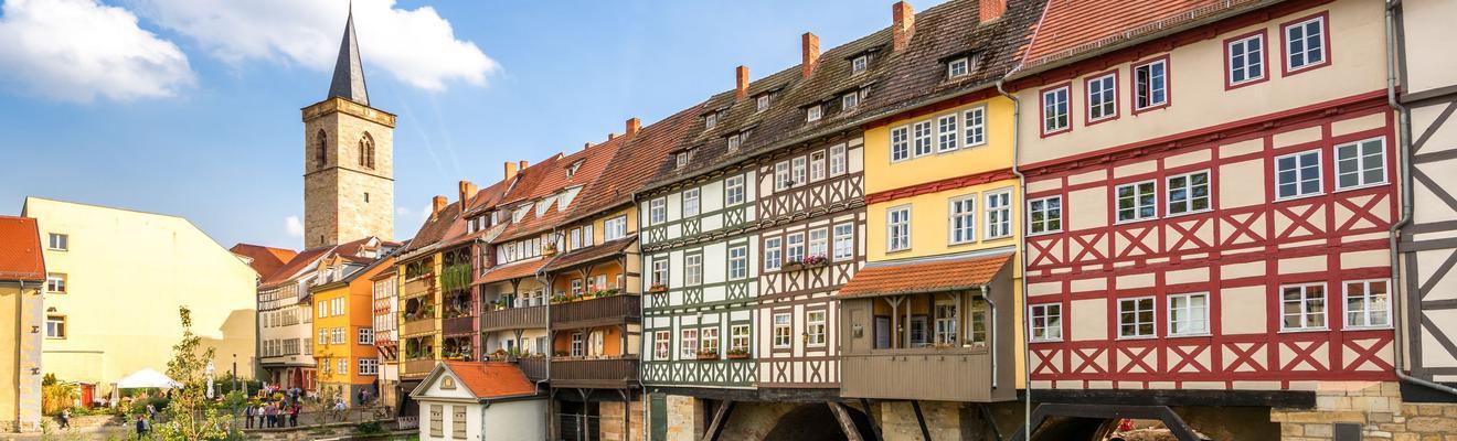 Erfurt hotellia